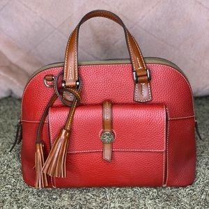 Red Dooney & Bourke purse